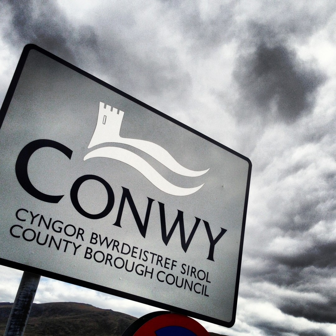 The OG Conway. North Wales.