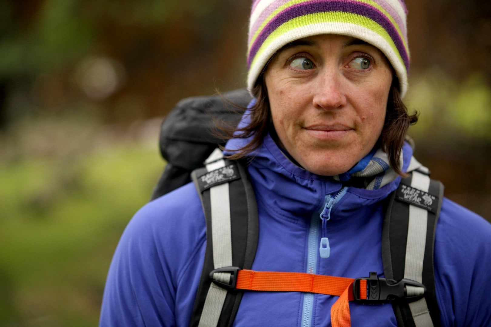 Janet Wilkinson - New Hampshire climbing guide