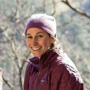 Alexa Siegel - New Hampshire Climbing Guide