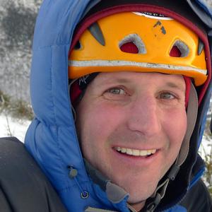 Bayard Russell - New Hampshire Climbing Guide