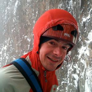 Matt McCormick- Climbing Guide